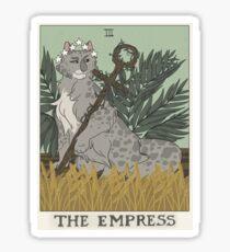 Warriors Tarot Series- The Empress Sticker