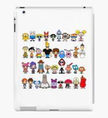 Cartoon Network iPad Case/Skin
