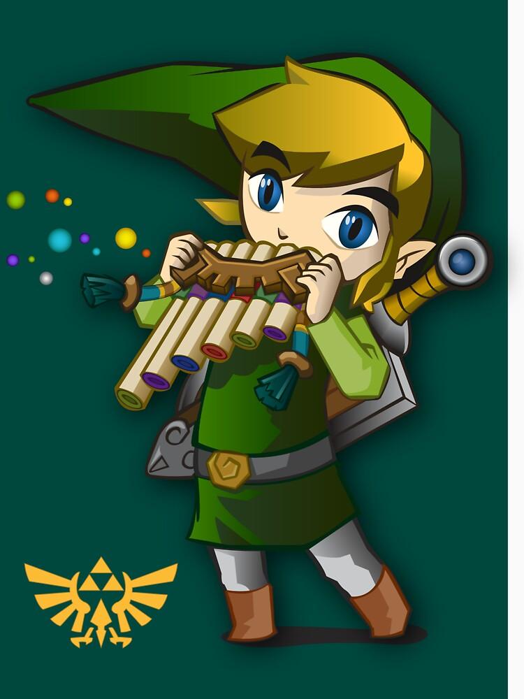 Legend of Zelda  by lllman1993