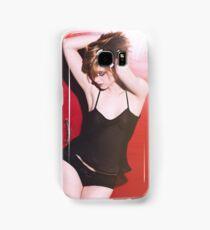 Sheer Samsung Galaxy Case/Skin