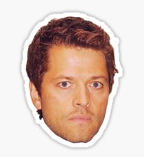 Misha Collins (Mishaapocalypse) Sticker