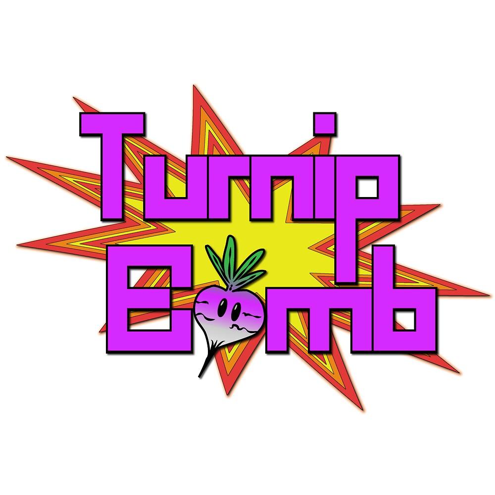 Turnip Bomb by Jeff Reynolds