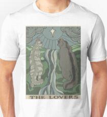 Warriors Tarot Series- The Lovers T-Shirt