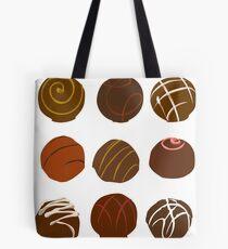 I Love Truffles Tote Bag