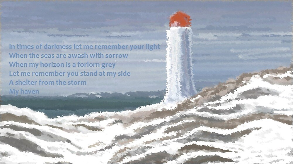 lighthouse poem by spiritmap50