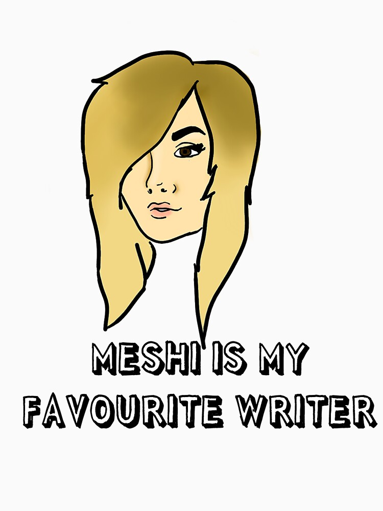Meshi is my Favourite  by CritterFics