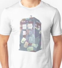 Call Box Chaos (Subdued) Unisex T-Shirt