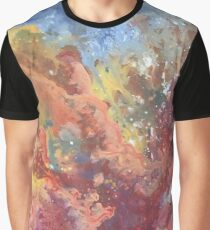 Galaxy Genesis 2 Graphic T-Shirt