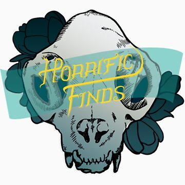 Horrific Finds by gazellefish.com by HorrificFinds
