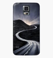 To Where The Darkness Ends Case/Skin for Samsung Galaxy