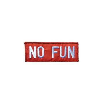 No Fun by lazyville