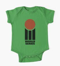 Retro Cricket Kids Clothes