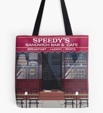 Welcome to Baker Street Tote Bag