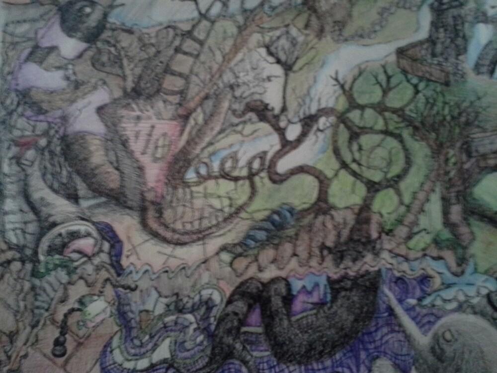 Fantasy Land by Raheem Taylor