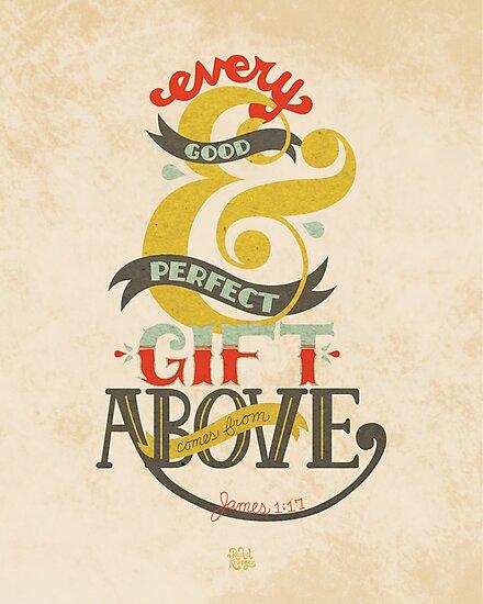 Gift From Above by Rachel Krueger