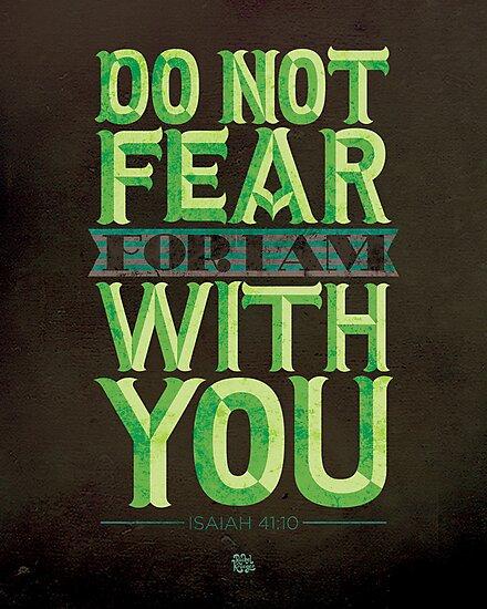 Do Not Fear by Rachel Krueger