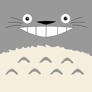 Totoro by Lani-chu