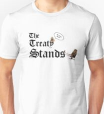 The Treaty Stands Unisex T-Shirt
