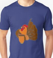 Gold Cocopop (Partridge Base) T-Shirt