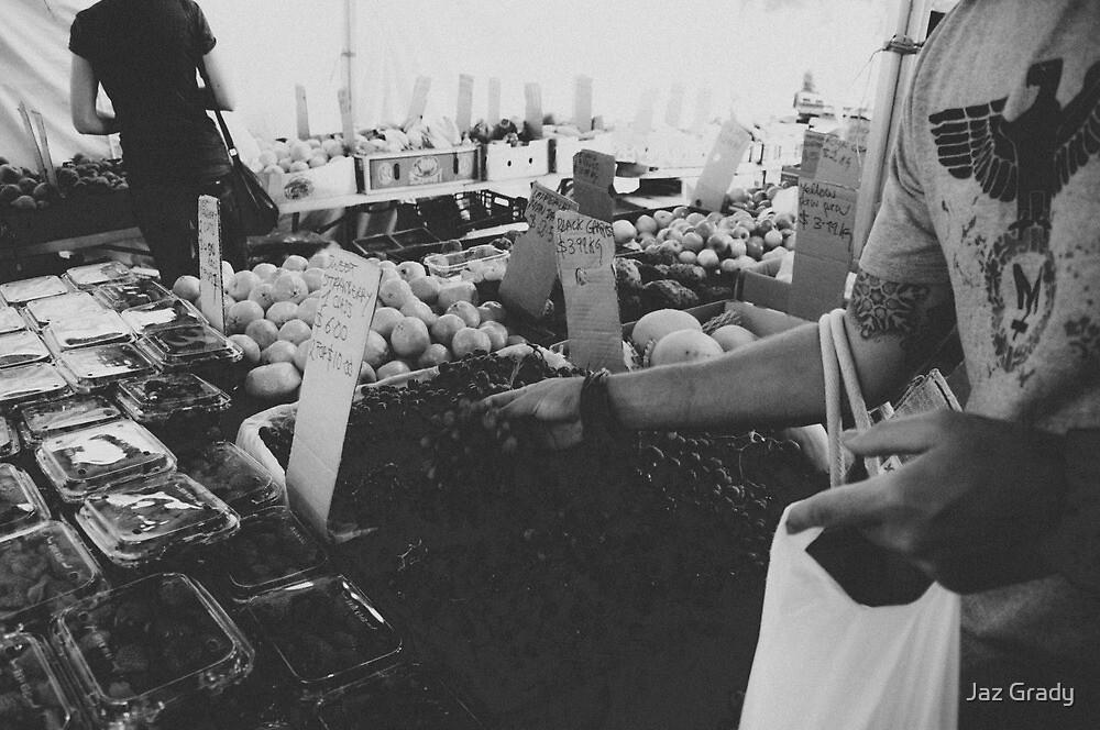 Market Day. by strangerandfict
