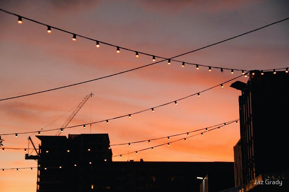 Urban Sunset. by strangerandfict