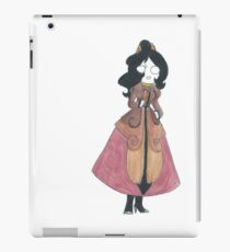 timely bass iPad Case/Skin