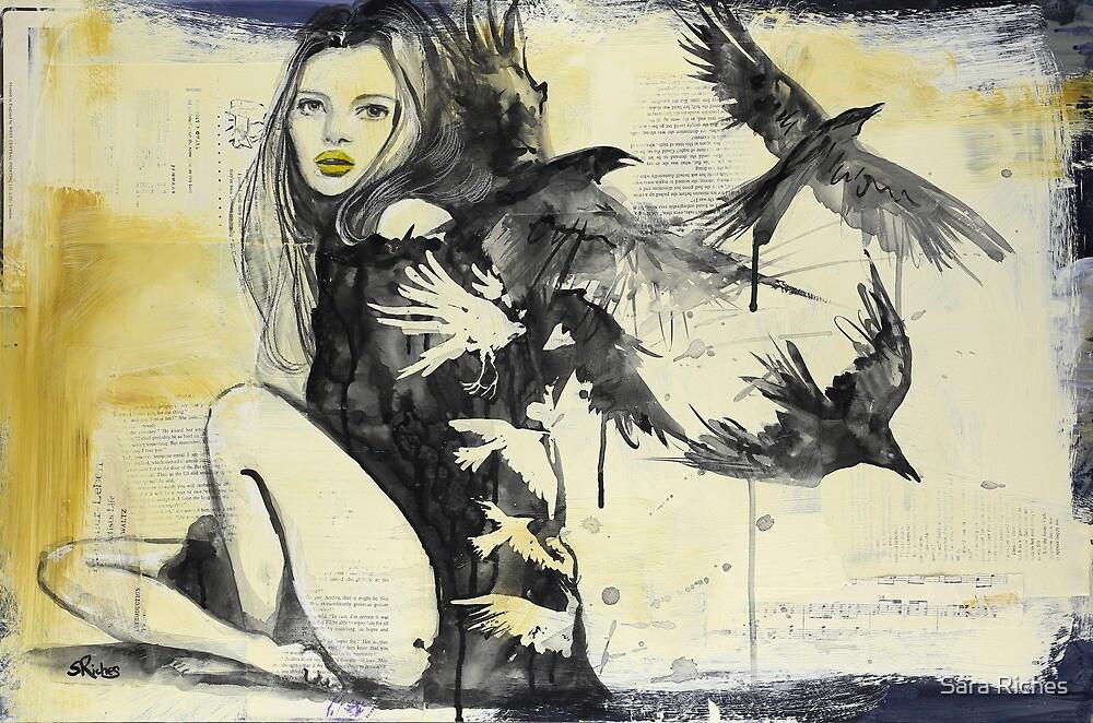 Purge by Sara Riches