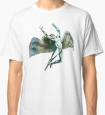 ICARUS THROWS THE HORNS - summer beach Classic T-Shirt