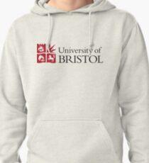 University of Bristol Logo Pullover Hoodie