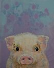 Piglet by Michael Creese