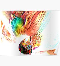 Source of all Rainbows Poster