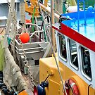 Fishing boat for North Sea shrimps by 7horses