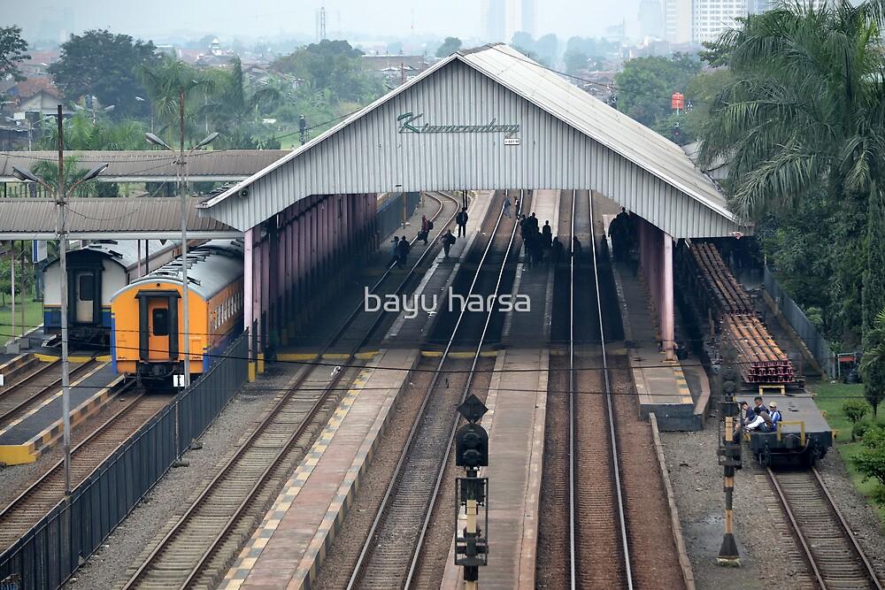 kiaracondong train station by bayu harsa