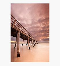Grange Jetty - Adelaide, South Australia Photographic Print