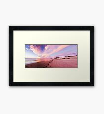 West Beach - Adelaide, South Australia Framed Print