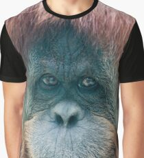 Orangutan - Adelaide Graphic T-Shirt