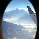 Flying Past Everest by John Dalkin