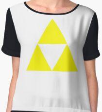 Triforce - Legend of Zelda Chiffon Top