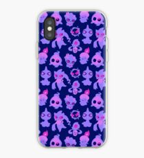 Ghost Pokemon Pattern iPhone Case