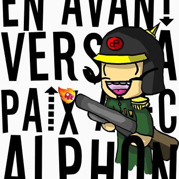 Alphon et la Paix by GeeksFire