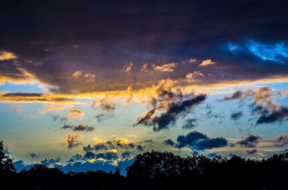 Evening shot by Stixez