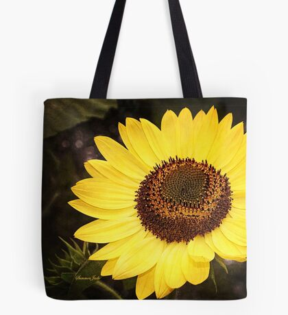 Sunflower ~ Your Dose of Sunshine Tote Bag