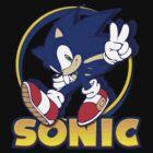 Sonic the Hedgehog by nsissyfour