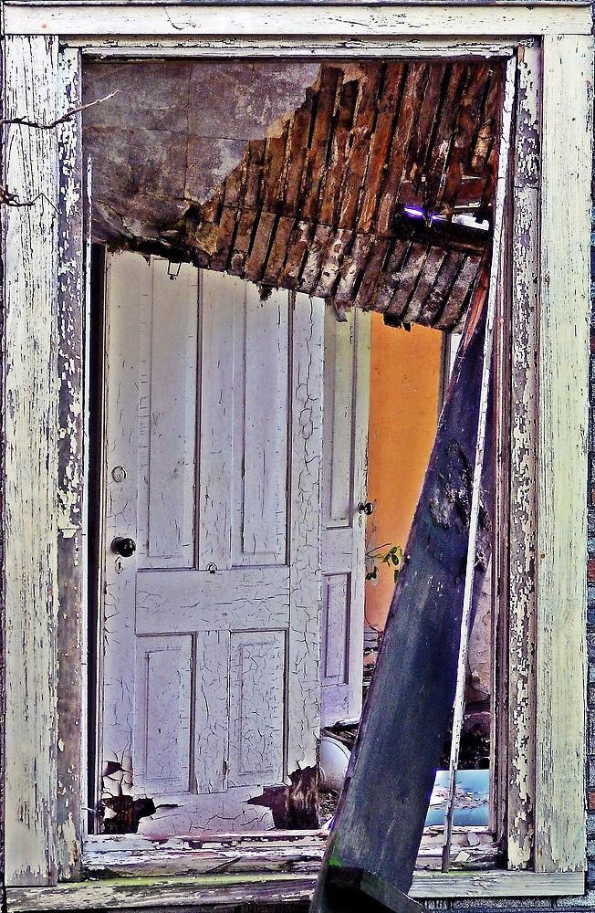 Entrances by Paul Lubaczewski