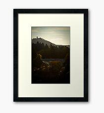 Karussell to Castle: Nürburgring Framed Print