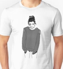 Marina and The Diamonds - Marina Lambrini Diamandis T-Shirt