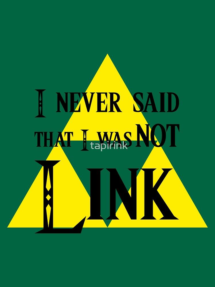 not link???? by tapirink