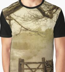 Misty delight Graphic T-Shirt