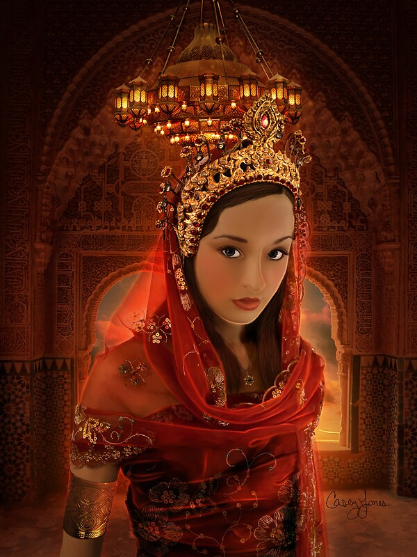 Quot Hadassah The Girl Who Became Queen Esther Quot Art Prints