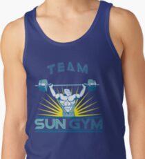 Team Sun Gym Men's Tank Top